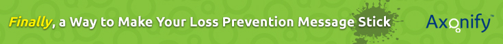 Finally, a way to make your loss prevention message stick. Axonify