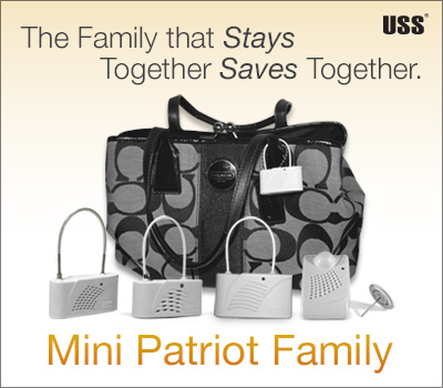 USS - The Family that Stays Together Saves Together. Mini Patriot Family