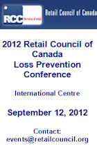 2012 Retail Council of Canada LP Conference. International Centre, September 12, 2012. Contact: events@retailcouncil.org
