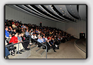 Picture: Audience at an OROCC session