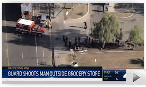 e3ca6aeb197 A security guard at a Von s store shot and killed a man who police say  threatened customers and an employee with ...