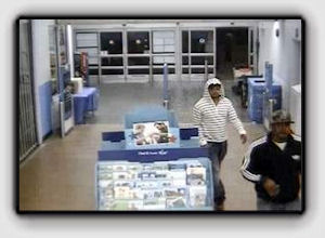 Picture: Two men wated for theft of Apple products from Walmart