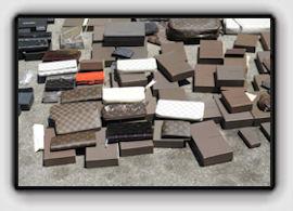 Picture: Gucci, Prada, Vuitton counterfeits seized