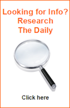 Looking for info? Research the Daily - Click here