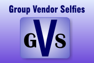 Group Vendor Selfies