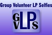 Group Volunteer LP Selfies