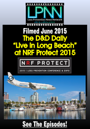 Live Webcast from Long Beach at NRF Protect 2015