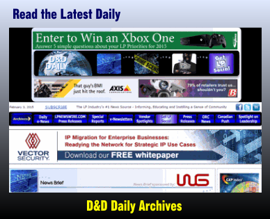 Read the latest D&D Daily LP Industry eNews