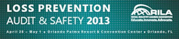 Loss Prevention Audit & Safety 2013 - RILA