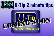 LPNN U-Tip Two Minute LP Industry Tips